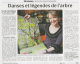 "article DNA, ""Danses et l�gendes de l'arbre"""